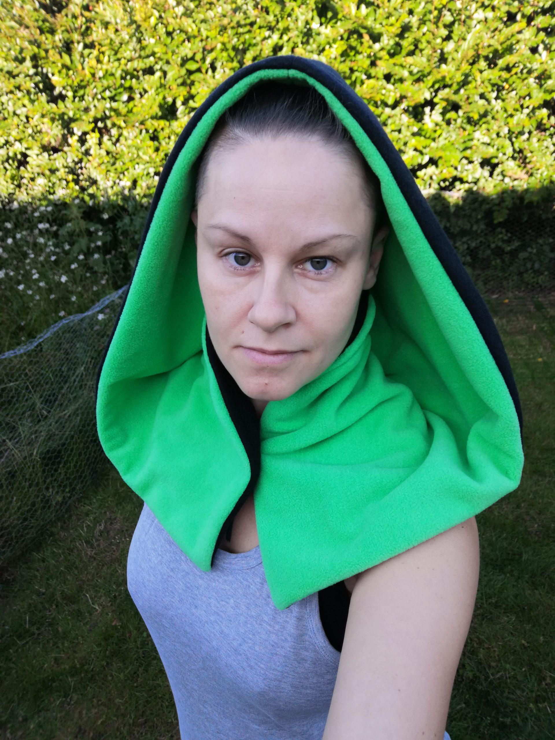 Mysluva Bicolor Green
