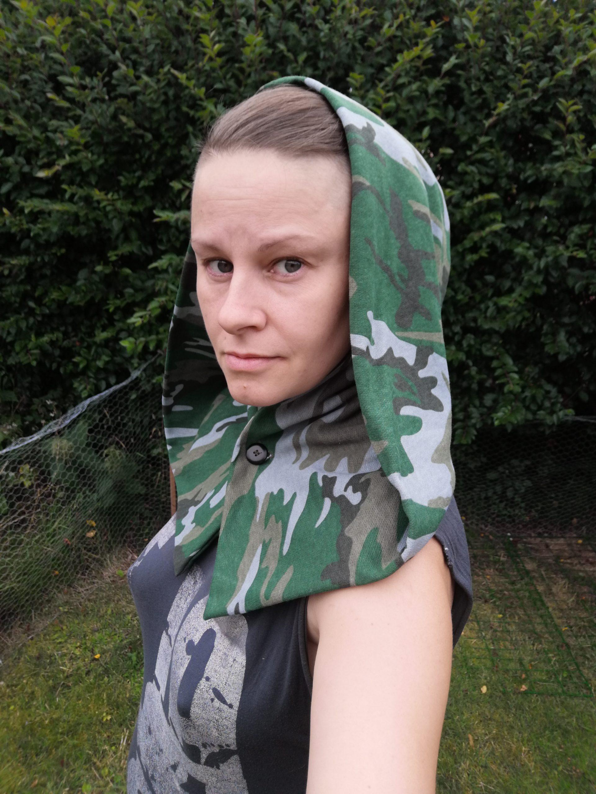Mysluva camouflage